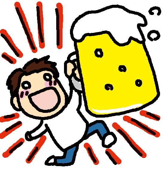 アルコールとダイエット