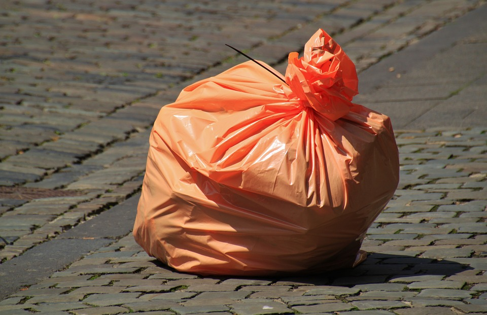 引越しのゴミもきちんと処分しなければならない