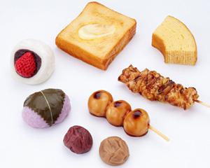 食品サンプル小物