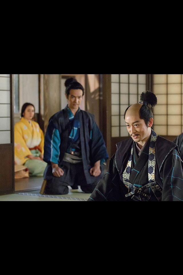 石田三成、信繁ときり