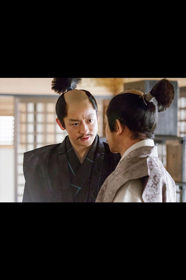 石田三成と大谷吉継の密談