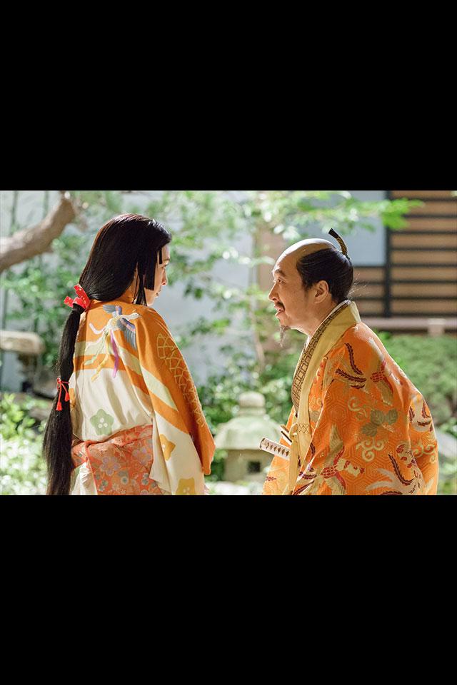 秀吉は、「茶々は日ノ本一幸せな、おなごでした」と言わせて見せると言う秀吉のプロポーズに茶々の心が動いた